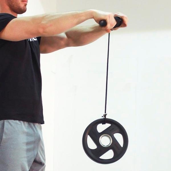 Slika od Šipka za namotavanje - trenažer za podlakticu